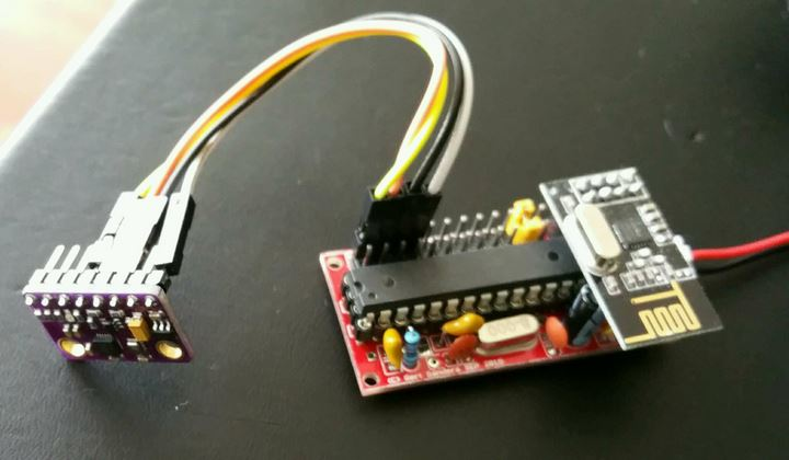 Orientation Sensor | OpenHardware io - Enables Open Source Hardware