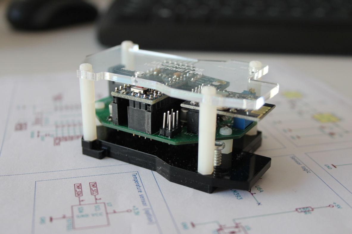 Itron Aquadis+ watermeter sensor V1 0 | OpenHardware io