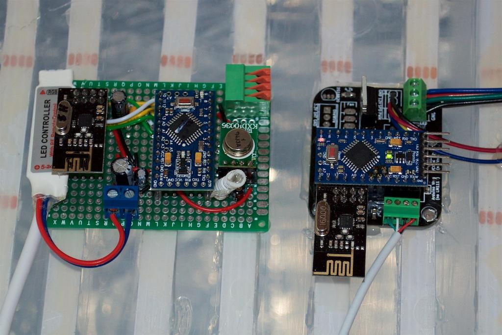 PCB vs ProtoBoard