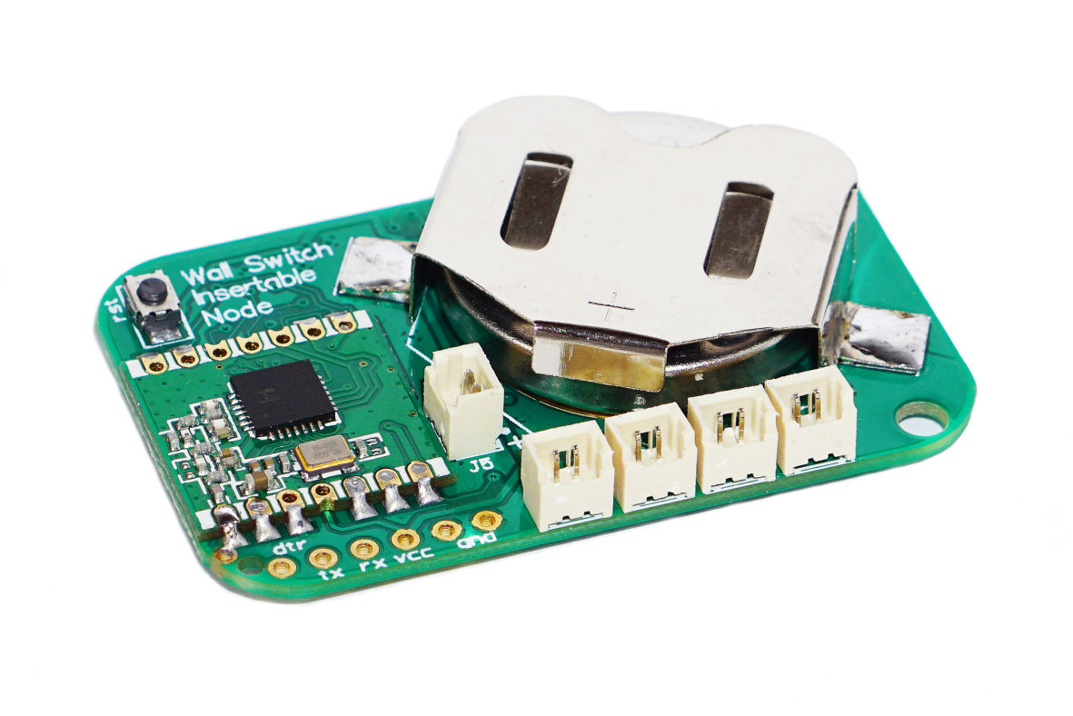 Wall Switch Insertable Node Enables Open Source Automatic Reverse Polarity By Relay Hardware Innovation