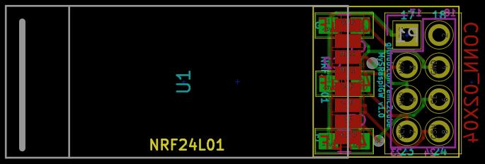 MySRaspiGW regular PCB