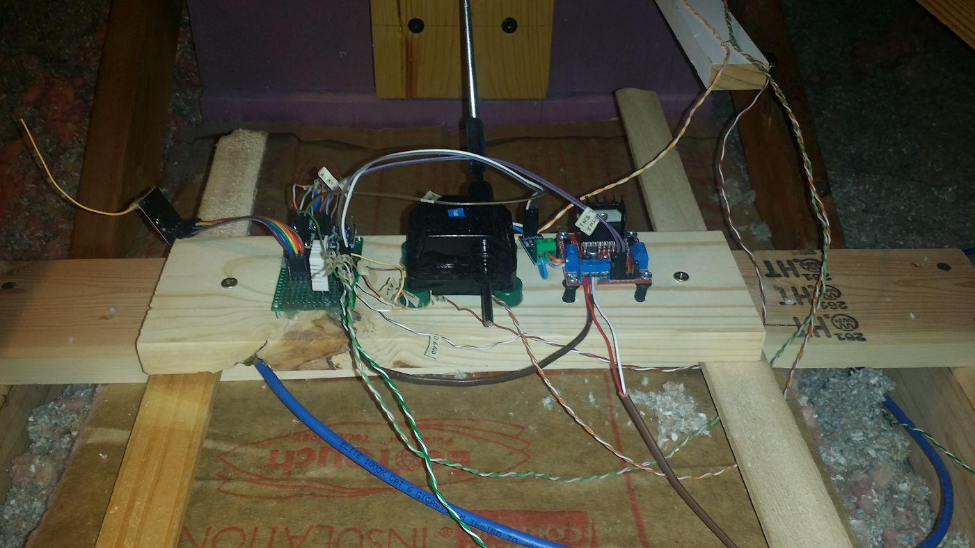 Strange Insulated Whole House Fan Openhardware Io Enables Open Source Wiring Cloud Staixuggs Outletorg