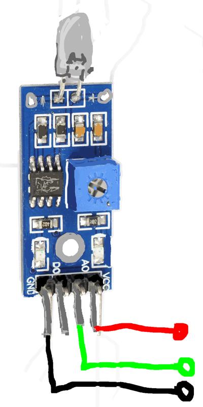 Light level sensor lm openhardware enables