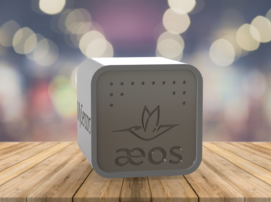 Aeos : a NRF52 versatile, up to 9in1, device | OpenHardware